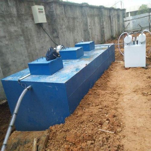 生活废水处理一体化设备
