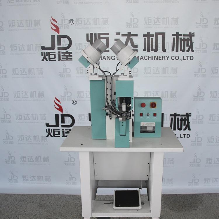 邦达BD-98全自动冲孔钉气眼机