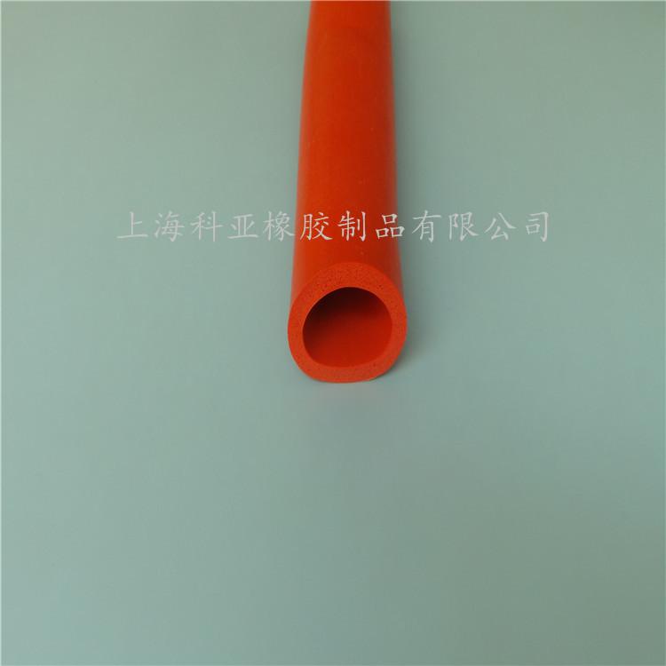 油烟机空心 耐高温硅胶发泡密封条