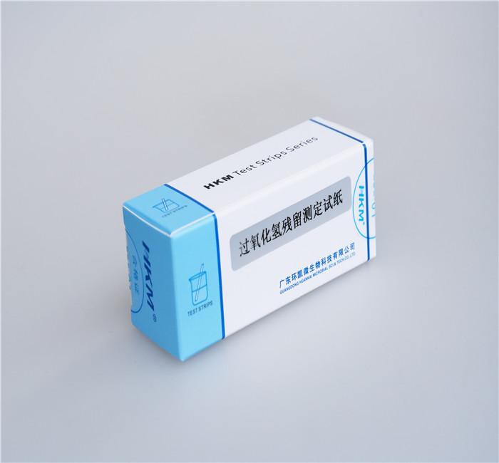 过氧化氢测定试纸LR 0-25mg/L 100次