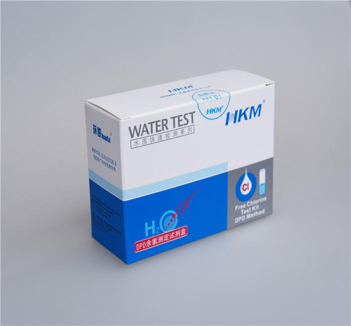 余氯测定试剂盒 0.05-1mg/L 100次