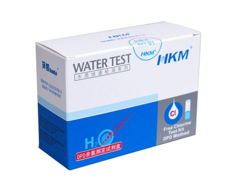 总氯测定试剂盒  0.05-1mg/L 100次