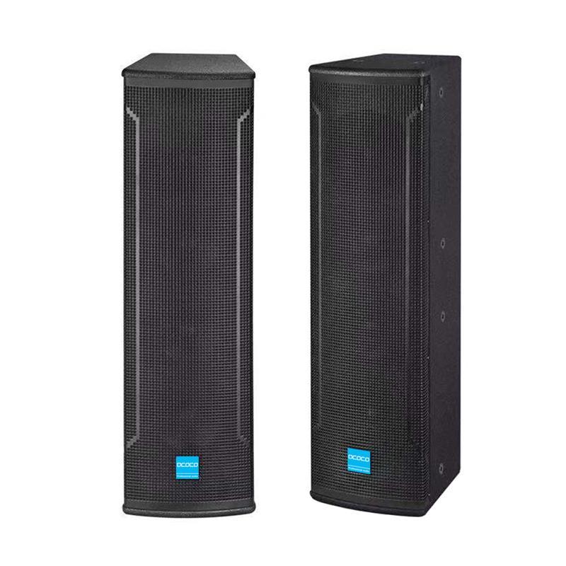 DCOCO 迪科科 PTL404线性阵列扬声器音柱