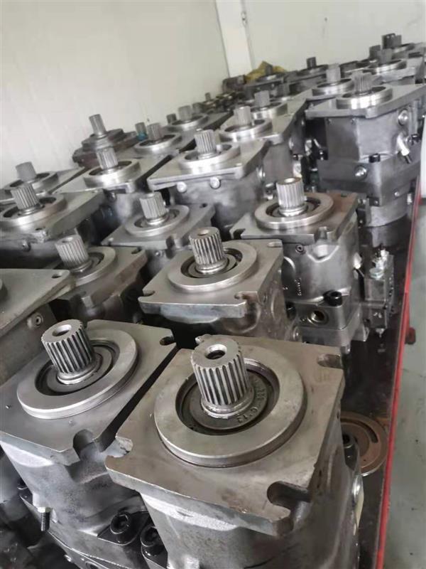 佳木斯EBZ160掘进机力士乐国产泵A11V013
