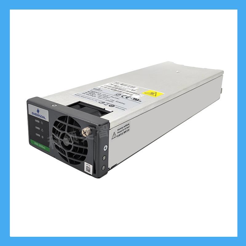 艾默生通信电源R48-2000e3整流模块