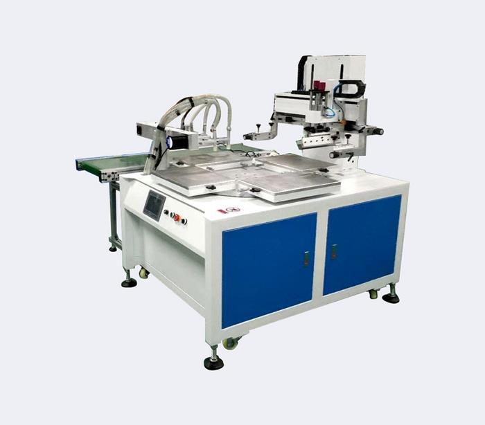 东莞市手提袋丝印机塑料袋丝网印刷机
