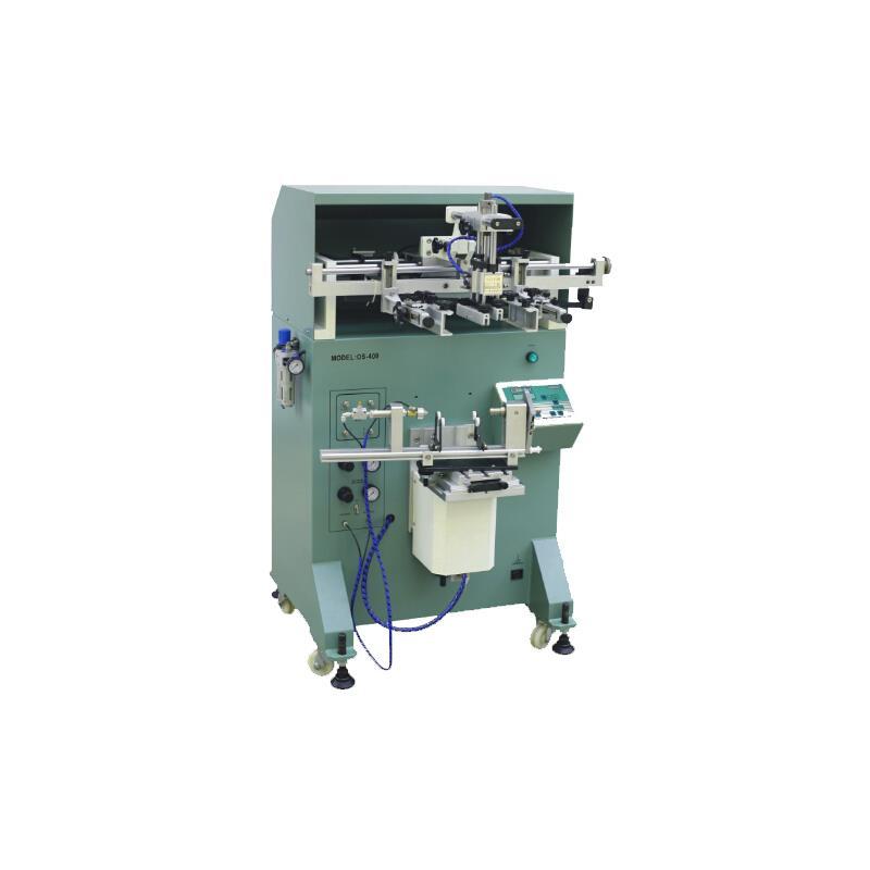 珠海市奶瓶丝印机玻璃丝网印刷机塑料瓶滚印机