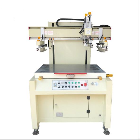清远市包装袋丝印机塑料袋丝网印刷机手提袋网印机