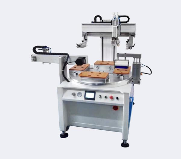杭州市纸张标牌丝印机衣服吊牌丝网印刷机